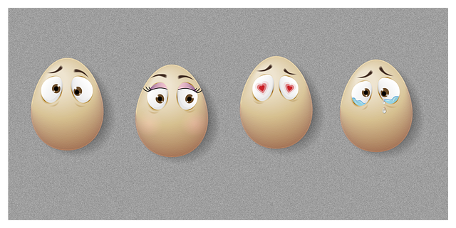 Ovos Emoticons